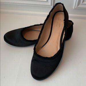 ADORABLE BLACK FLATS